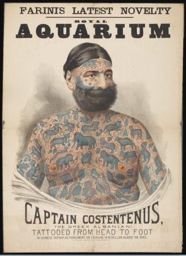 Birth  of  the  Tattoo  Trade: New  York  Bowery Pt. 1